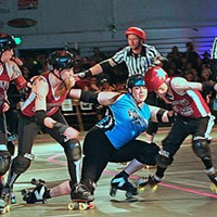 Who Wants Humboldt Roller Derby Tickets?