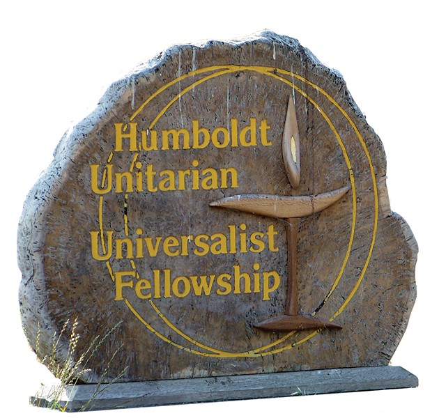 Humboldt Unitarian Universalists - PHOTO BY HEIDI WALTERS