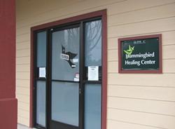 PHOTO BY HOLLY HARVEY - Hummingbird Healing Center