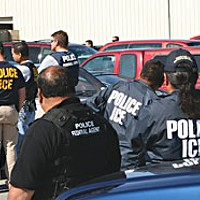 Top 10 Stories of 2008 Immigration raid on Sun Valley Floral Farms, NCJ file photo