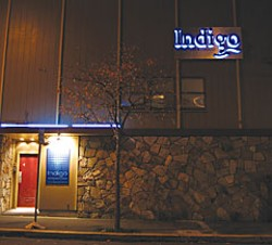 Indigo night club. Photo by Holly Harvey