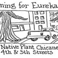Innovative Traffic Calming for Eureka