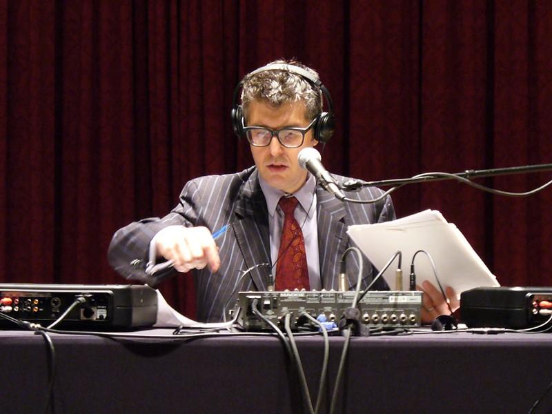Ira Glass - COURTESY OF TAL