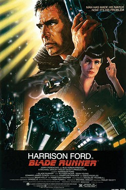 It's hard to say who's real and who's not in the sci-fi classic Blade Runner, based on Philip K. Dick's novel, Do Androids Dream of Electric Sheep?
