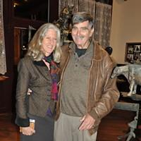 Jack Mays Photos Jack Mays and Carrie Grant Photo courtesy The Ferndale Enterprise/Caroline Titus