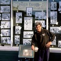 Jack Mays Photos Jack Mays and cartoons from The Ferndale Enterprise. Photo courtesy The Ferndale Enterprise/Caroline Titus