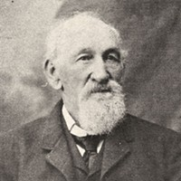 Genocide and Extortion James D. Henry Brown, named by an Indian as a leader of the Indian Island Massacre. Courtesy of the Humboldt Historian