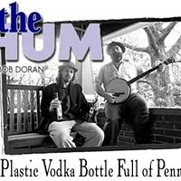 A Plastic Vodka Bottle Full of Pennies