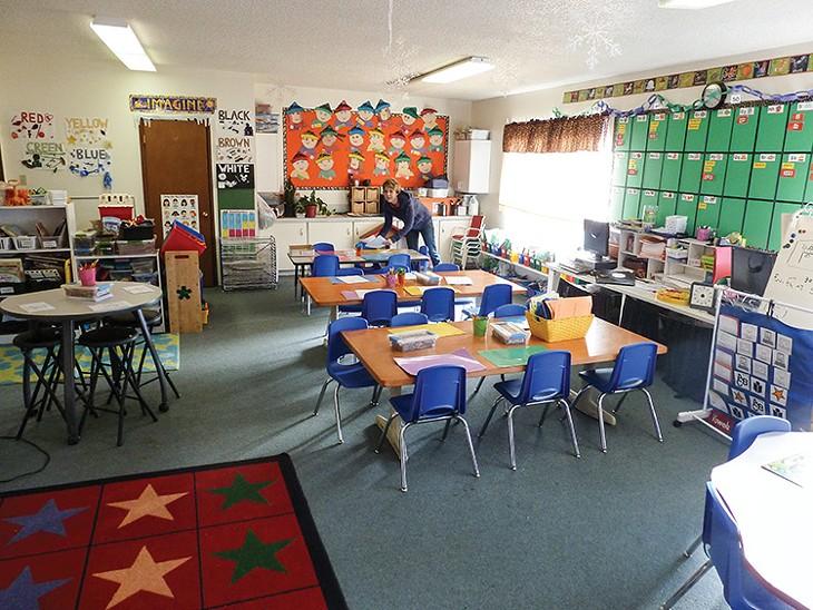 Charter School Rift