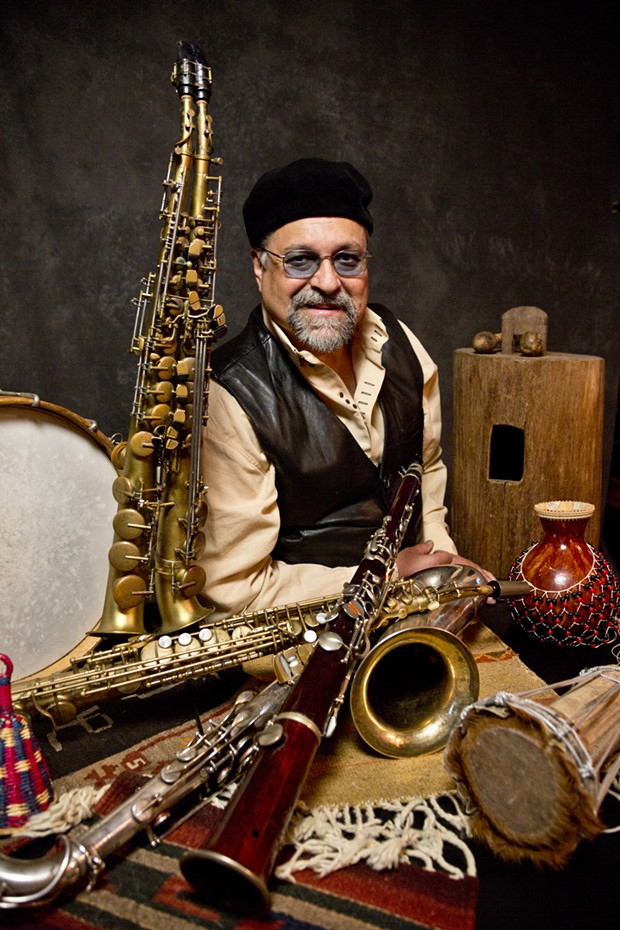 Joe Lovano - PHOTO BY JIMMY KATZ