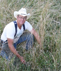 PHOTO COURTESY OF JOEL SALATIN - Joel Salatin