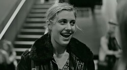 Just try not loving Greta Gerwig. Impossible.