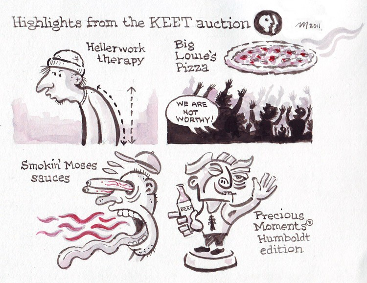 KEET Auction Highlights