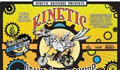 Kinetic Grand Championship 2015