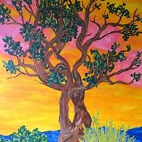 Arts! Arcata Laura Goldentree at Libations