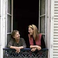 Linda Mitchell (L) and Micki Dyson-Flatmo (R).