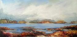 KATHRYN STOTLER, ARTIST - Long Mud Flats