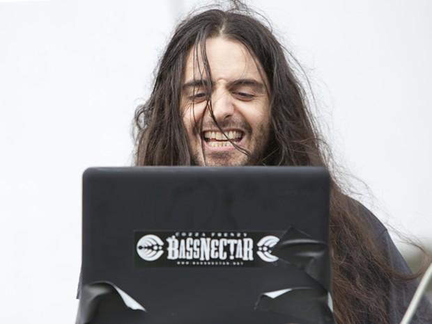 Lorin Ashton is Bassnectar