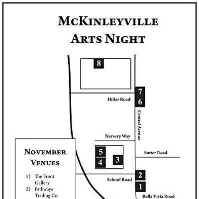 McKinleyville Arts Night