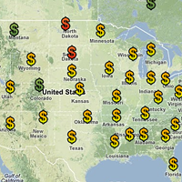 Mapping High Costs