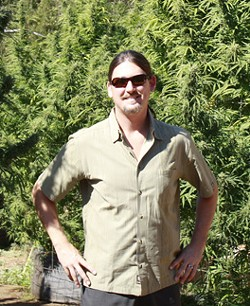 Matthew Cohen of the Northstone Organics cooperative. - FILE PHOTO