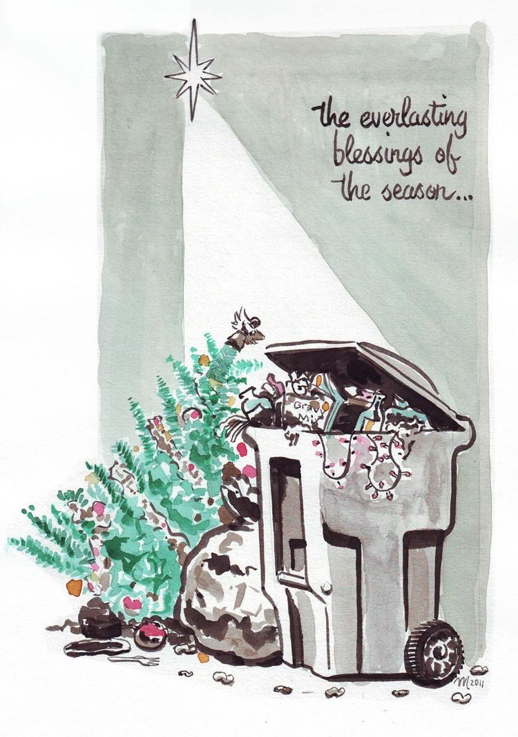 Merry Excess - JOEL MIELKE