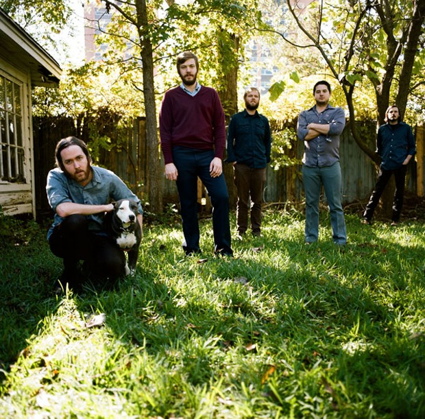 Midlake. Photo by Jon Beck