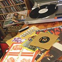 Best Of Humboldt -- Staff Picks Missing Link Records. Photo by Bob Doran