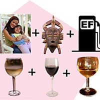 Mother, Africa, Fuel and Wine, Wine, Wine