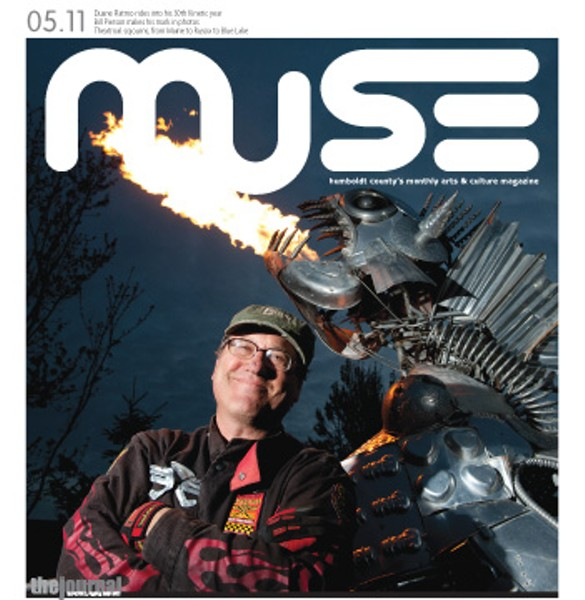 Muse - COVER PHOTO BY MUIR ADAMS.