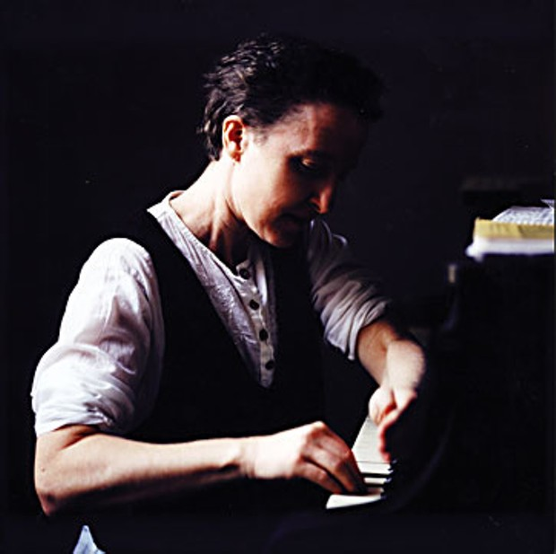 Myra Melford. Photo by Jean-Francois Laberine