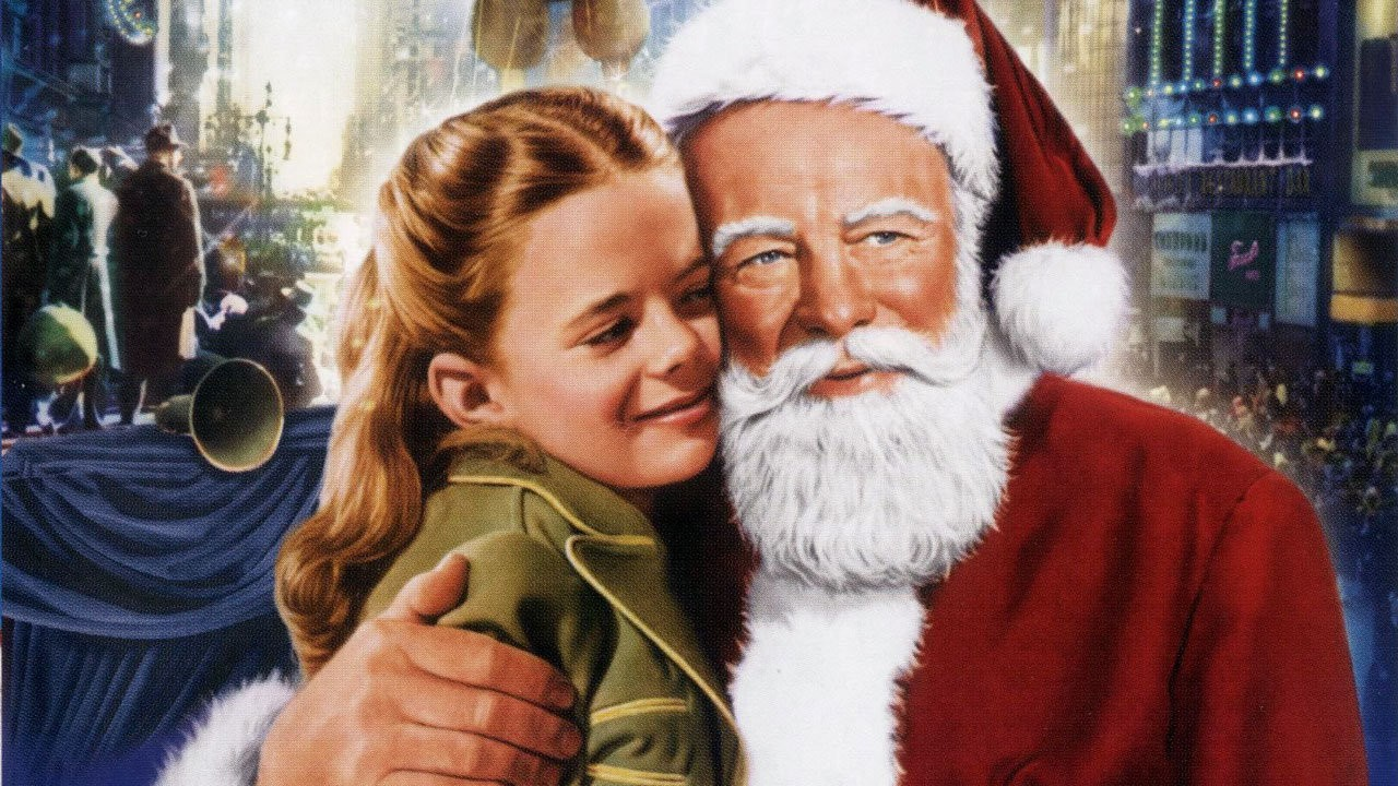 click to enlarge miracle_on_34th_streetjpg there are hundreds of christmas movies - Christmas Movies 2013