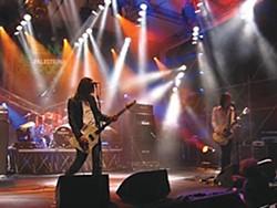 Nebula in concert