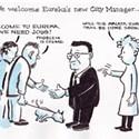 New Eureka City Manager