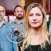 Advance Tickets Recommended: Black Prairie at the Playhouse Sunday night