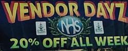 NHS 10th Annual Vendor Dayz Celebration
