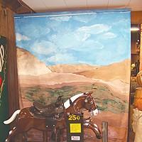 Best Of Humboldt -- Staff Picks Nostalgic mechanical pony ride at Carl Johnson Co. Photo by Heidi Walters