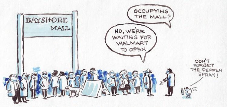 Occupy Xmas - JOEL MIELKE