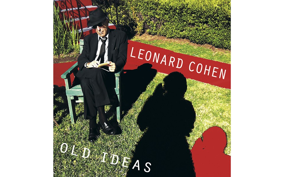 Old Ideas - BY LEONARD COHEN - SONY