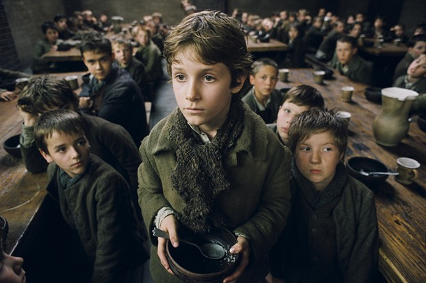 """Oliver Twist - """"MAY I HAVE SOME MORE?"""""""