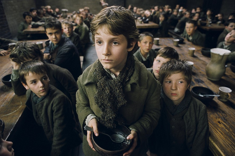 "Oliver Twist - ""MAY I HAVE SOME MORE?"""