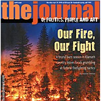 Our Fire, Our Fight On the cover: Allgood-Portuguese fire, 2008. Photo by Scott Harding