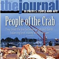People of the Crab On the cover: Crab haul at the marina. Photo by Heidi Walters