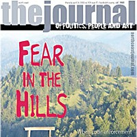 Fear in the Hills On the cover: Elk Ridge. Photo by Heidi Walters.