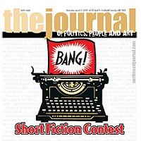 Flash Fiction Winners On the cover: Illustration by Lynn Jones