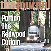 Parting The Redwood Curtain On the cover: Photo courtesy of Caltrans.