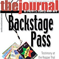 Backstage Pass On the cover: Reggae backstage passes. Photo by Holly Harvey.
