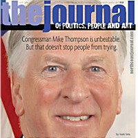 Unlike Mike On the cover: Rep. Mike Thompson, submitted photo