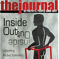 "Inside Out On the cover: ""The Red Box II,"" painting by Reuben Sorensen."