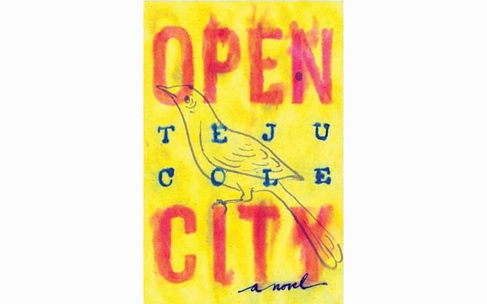 Open City - BY TEJU COLE - RANDOM HOUSE